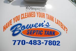 Bowens Septic Tank & Environmental Services